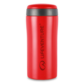 Lifeventure Thermal Drinkfles 300ml rood